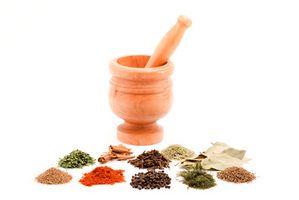 Naturlige kinesiske bulk urter