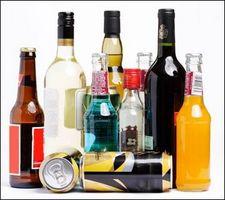 Fysiologiske effekter av alkoholisme