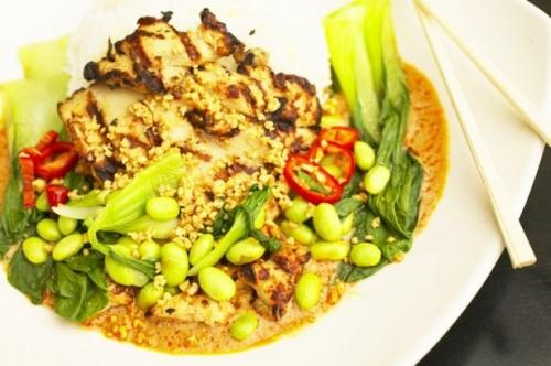 Hvordan unngå høyt kalori Salater