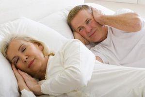 Slik hindrer høyt snorking