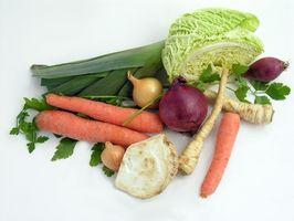 Frukt og grønnsakssuppe Diet