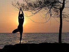 Hvordan å gjøre Yoga for isjiasnerven Damage