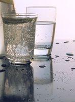 Hvordan lage sterilt vann