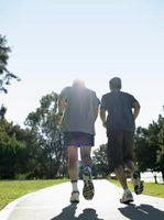Hva er den riktige måten Jogging?