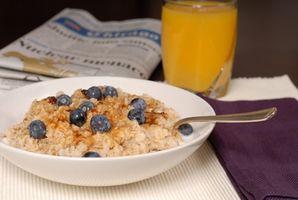 Den beste frokosten Foods for Energy