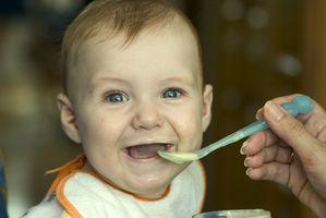 Matvarer for Baby Muscle & Brain Development