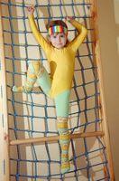 Fysiske aktiviteter for et barn
