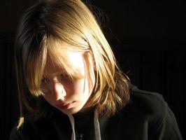 Konsekvenser av lav selv Esteen & Substance Abuse