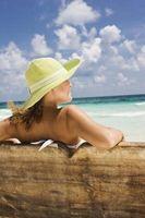 Måter å redusere soleksponering