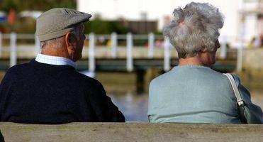 Tilskudd for pensjonister i Canada