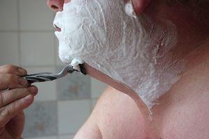 Hudpleie for inngrodde hår