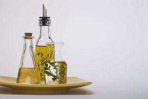 Hvordan Bland olivenolje med rapsolje
