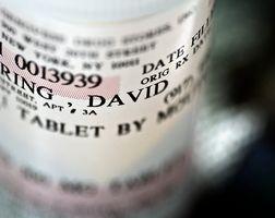 Hva er forskjellen mellom oksykodon og Darvocet?