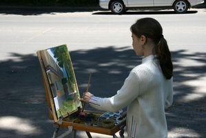 Hvordan bruke kunst terapi for å overvinne psykiske lidelser