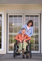 Hvordan sikre en manuell rullestol