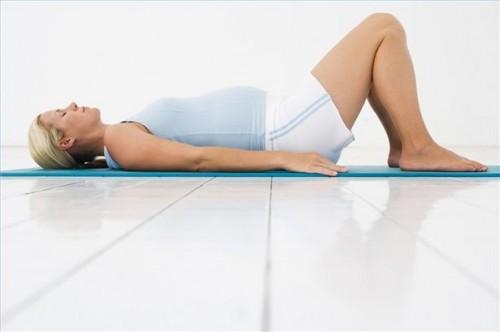 Hvordan trene etter fødsel