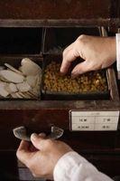 Naturlige urter for Karbonatisering