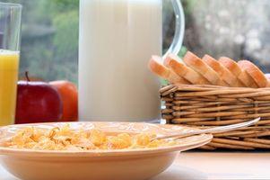 Spesifikke Foods å øke den samlede Carb & Fiber Intake