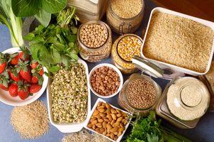 Hvilke matvarer kan jeg spise som er lett for kroppen å fordøye?