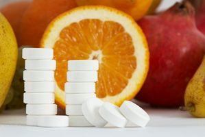 Hvilke vitaminer kutte fett?
