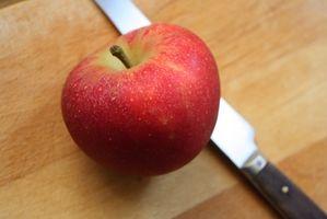 Hvordan å telle kalorier i frukt og grønnsaker