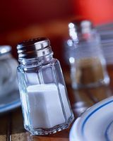 Hvordan du kan redusere natrium inntaket med Kosher Salt