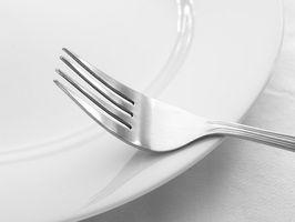 Hvordan å miste vekt ved å spise Frosne Dinners