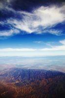 Høyere høyde Effekter på pusten