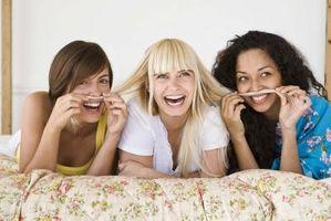 Hvordan å rense kroppen din for hårvekst