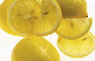 Svelging av Lemon & Almond Oil