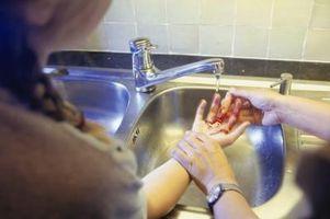 Enkle måter å stoppe blødninger