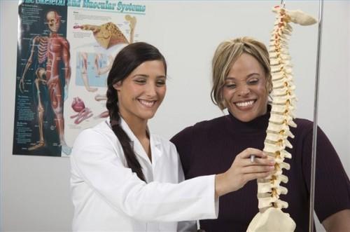 Hvordan vite om en kiropraktor bør ta røntgenbilder