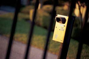 Politiske saker som berører Private Security