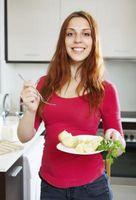 Hvilke vitaminer Må poteter inneholder?