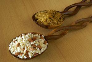 Hvordan spise ris for Weight Loss