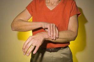 Tegn og symptomer på muskelsykdom