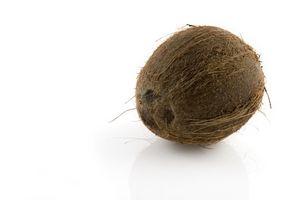 Næringsstoffer i Coconut Oil