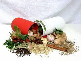 Secret Food Cures og lege godkjent Folk rettsmidler