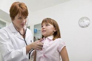Hvordan sjekke barnets hjertefrekvens