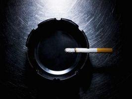 Problemer med alkohol og røyking