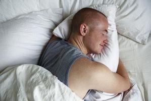 Hvordan å sove med viftestøy