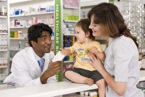Behandlinger for pinworms hos barn