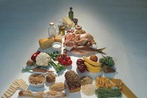 Plante-baserte matvarer vs Animal-baserte matvarer