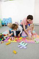 Helserelaterte aktiviteter for barna