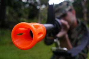 Er Air Guns trygt for barna?