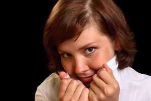 Hva betyr det hvis du føler Flushed?