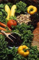 Hva mat å spise for å få fart på vekttap