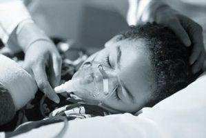 Metoder for Oxygen Innånding i Pediatrics