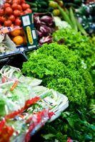 Anbefalte Frukt og grønnsaker per dag