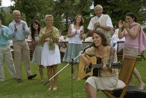 Hvordan overvinne frykten for Singing